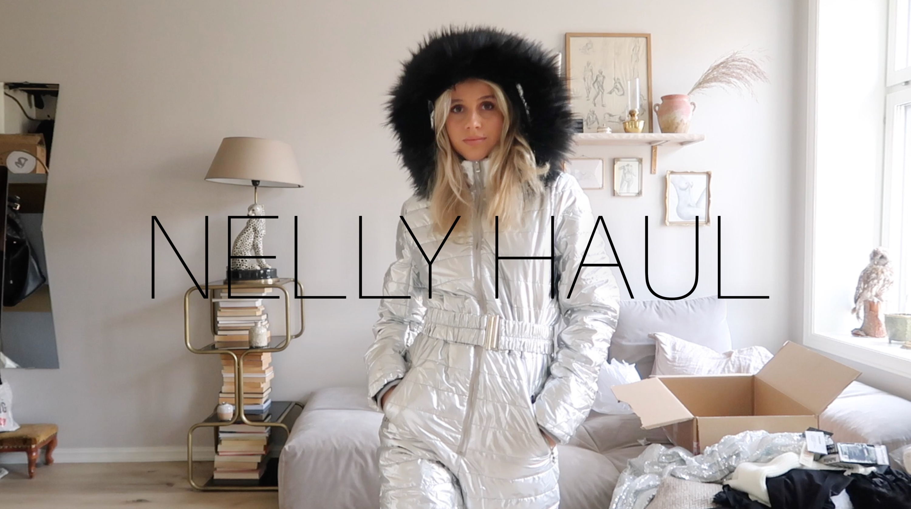 NELLY HAUL (VIDEO)