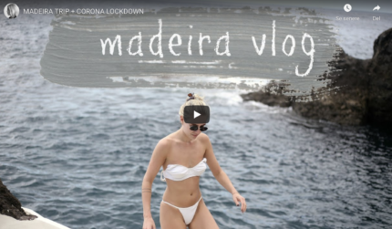 VLOG FROM MADEIRA
