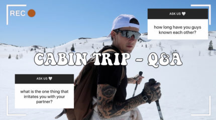 CABIN TRIP + Q&A (VIDEO)