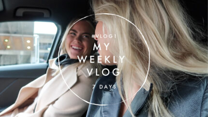 MY WEEK (VIDEO)