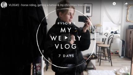ONE WEEK IN MY LIFE (VIDEO)