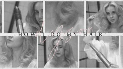 HOW I DO MY HAIR (VIDEO)